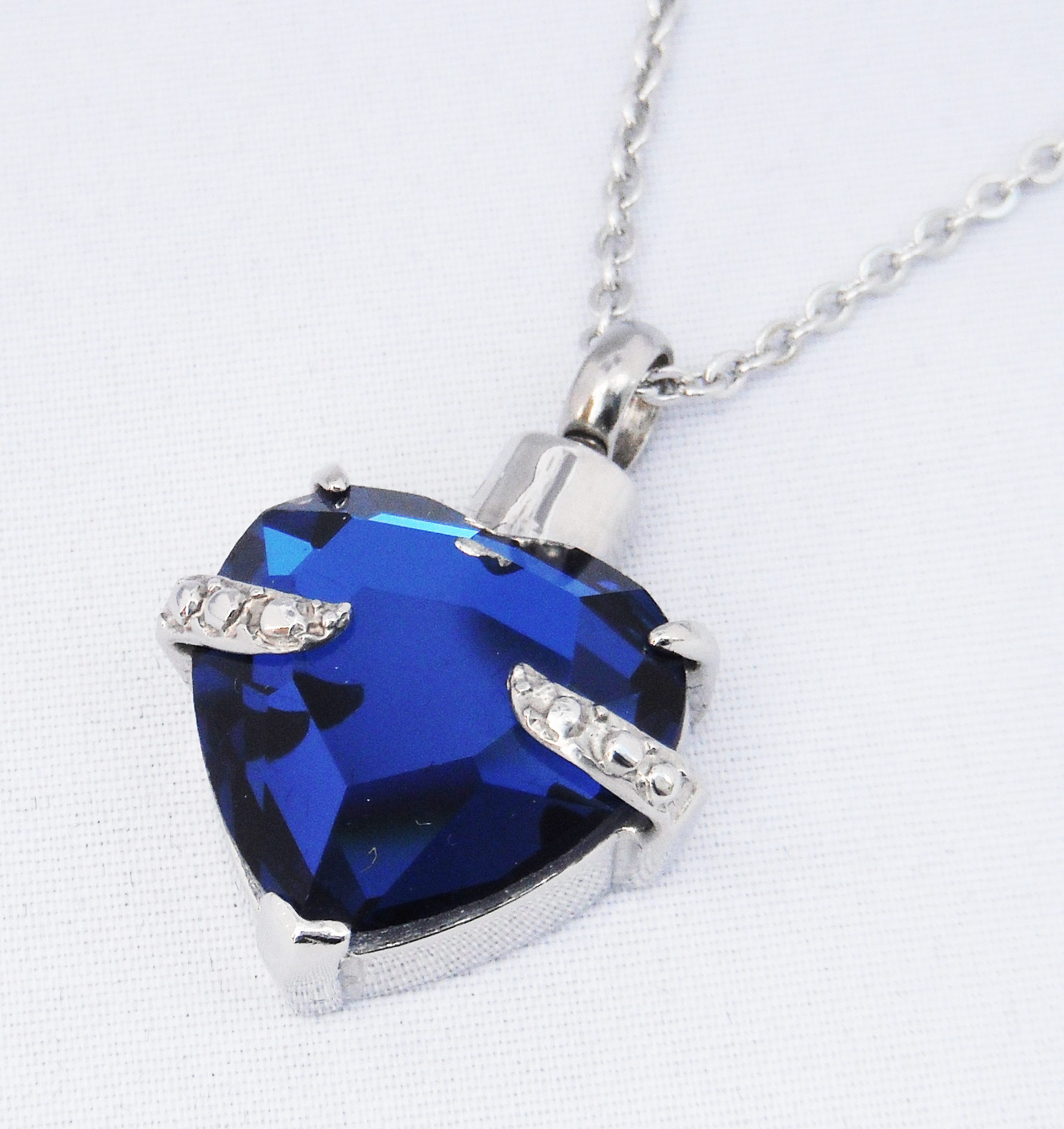 Blue Embrace Pendant